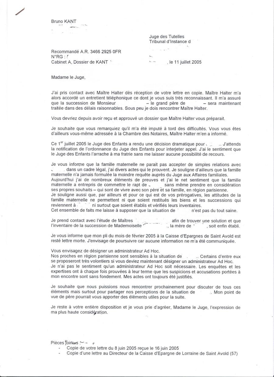 modele de lettre pour ecrire au juge des tutelles signalement modele de lettre pour ecrire au juge des tutelles